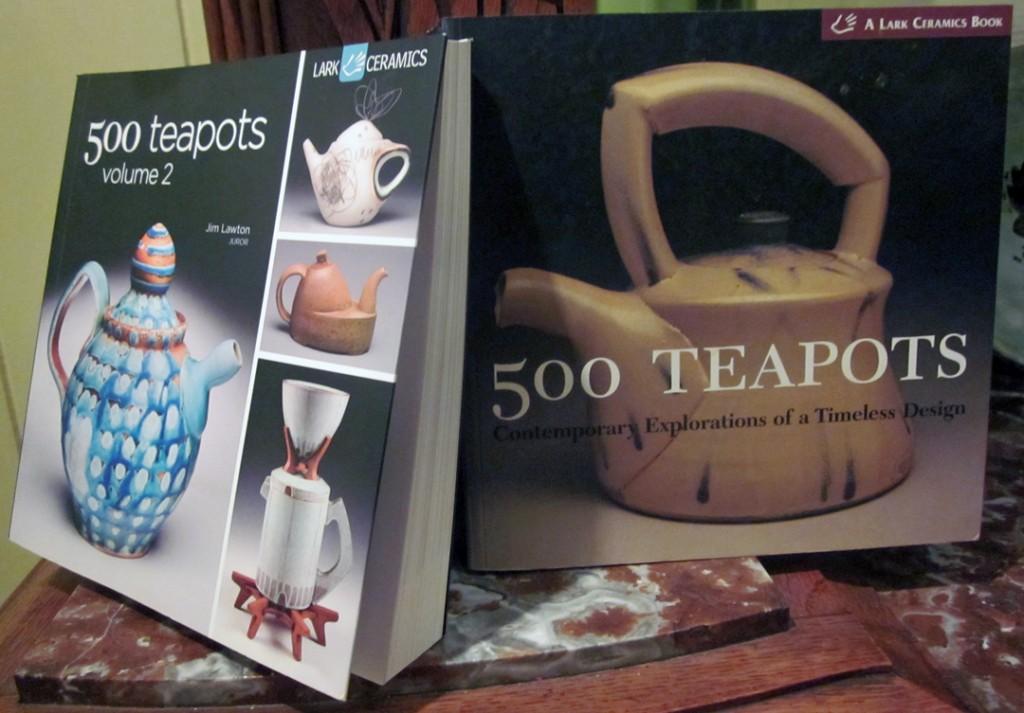 500TeapotsBooks