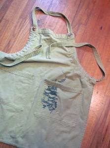 Jasper-apron