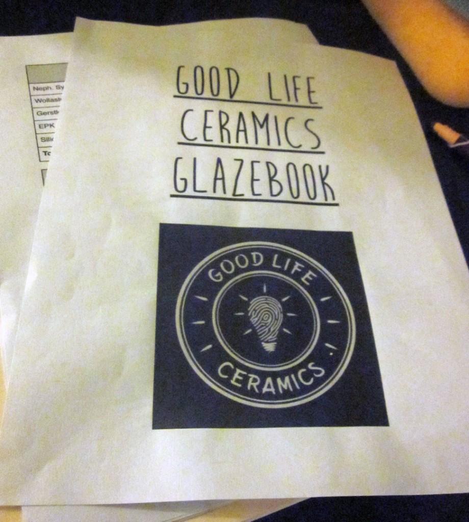 GLCglazebook