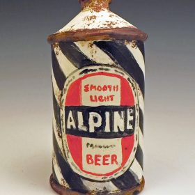 Alpine Beer Can