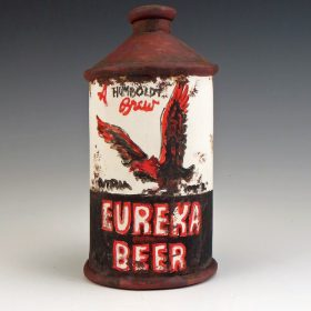 Eureka Beer Can
