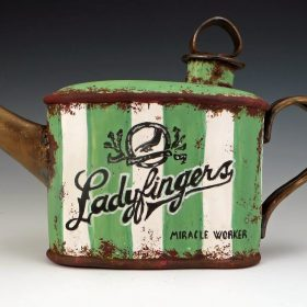 Ladyfingers Tea Can