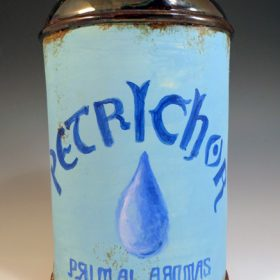 Petrichor Canister