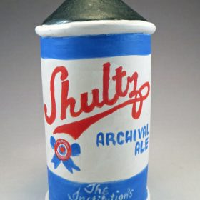 Shultz Beer Can
