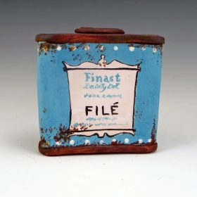 Finast File Spice Tin