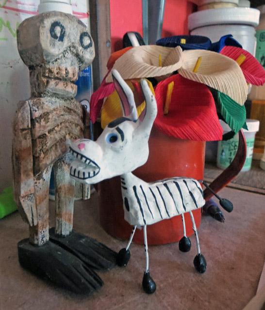 Skeleton-donkey-callas