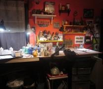 Liz Crain Ceramics Studio