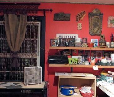 Studio West Wall Liz Crain Ceramics