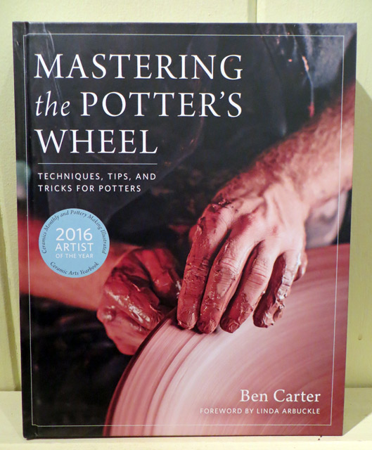 Mastering the Potter;s Wheel book cover