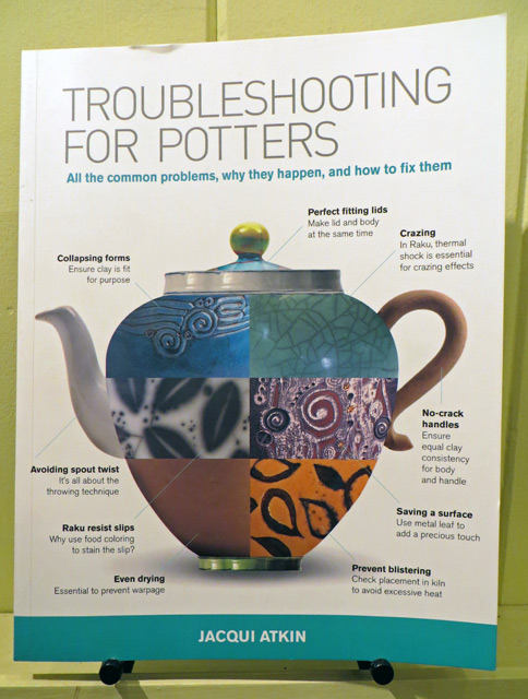 Cover of the book Troubleshooting for Potters by Jacqui Atkin