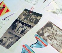 Photos, clip art and articles about Sputnik 1