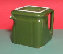 The Cube Teapot from 1926