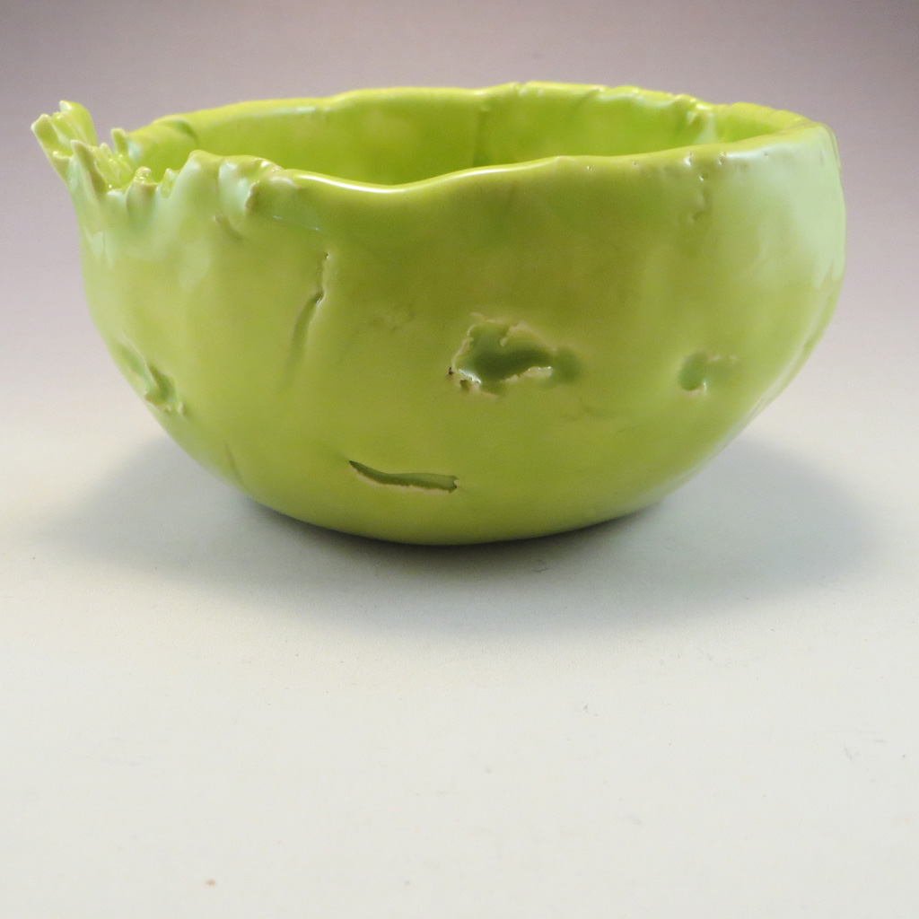 Henpecked Bowl side view