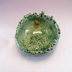 Henpecked Bowl top view